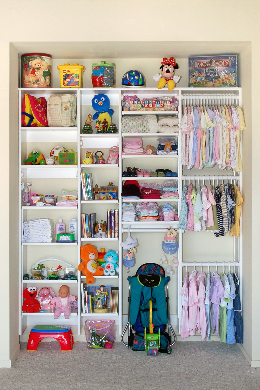 Picture of: Pic 65br Alternative Closets Garages